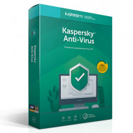 KASPERSKY ANTIVIRUS 2019 -- 1PC (KL1171T5AFS-9SLIM)