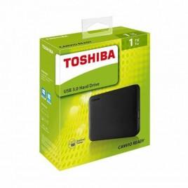 "HDD 2.5"" 1TB USB 2.0/3.0 TOSHIBA AUTOALIMENTATO"