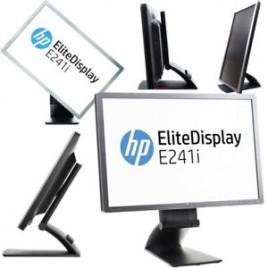 "Monitor LED 24"" HP E241i USATO "" PRIMA SCELTA GRADE A""- FULL HD - LED -IPS-PIVOT-16:10 -8MS - VGA - DVI - DISPLAY PORT -1920*12"