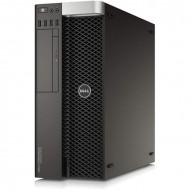 WORKSTATION DELL T7810 RICONDIZIONATA GRADE A - INTEL DUAL XEON 8- CORE E5-2630 V3 - SVGA NVIDIA NVS 310 512MB - 64GB RAM DDR4