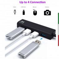 Hub a 4 Porte USB 3.1 Gen1 (USB 3.0)