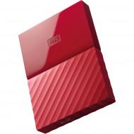 """HDD 2.5"""" 2TB USB 2.0/3.0 WD MT PASSPORT RED AUTOALIMENTATO"""