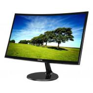 "MONITOR SAMSUNG CURVED LED 23.6"" 16:9 4MS FULL HD 1920X1080 3000:1 BLACK HDMI"