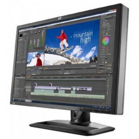 "Monitor LCD 24 "" HP ZR24W USATO "" PRIMA SCELTA GRADE A"" 16:10 1920*1200 DVI VGA DISPLAY PORT 1000:1 CONTRASTO 5ms H2-IPS"