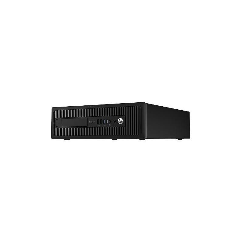 PC HP PRODESK 600 G1 (Ricondizionato certificato) - INTEL I5-4570 - SVGA INTEL HD4600 - 8GB RAM - SSD 240GB - USB3,0 - Windo