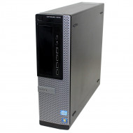 PC DELL OPTIPLEX 7010 SFF RICONDIZIONATO INTEL QUAD I5-3470 - SVGA INTEL HD2500 - 8GB RAM - SSD 128GB - Windows 10 PROFESSIONAL