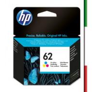 CARTUCCIA HP 62  COLORE C2P06AE X OFFICEJET 5740-5640-7640
