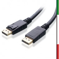 CAVO DISPLAYPORT  20pin M/M 5MT