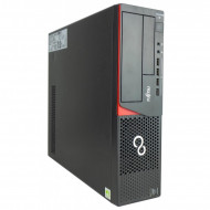 PC FUJITSU E720 SFF RICONDIZIONATO INTEL DUAL CORE G3220 - SVGA INTEL HD - USB 3.0 - 4GB RAM - HDD 250GB 7,2G - WINDOWS 10 PROF