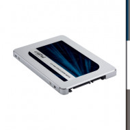 """SSD-SOLID STATE DISK 2.5"""" 1000GB SATA3 CRUCIAL BX500 CT960BX500SSD1 READ:540MB/S-WRITE:500MB/S"""