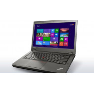 NOTEBOOK USATO LENOVO THINKPAD T540P- DISPLAY 15,6 FULL HD - INTEL I5-4300M - RAM 8GB - SSD 240GB -  SVGA INTEL HD 4600 - DVDRW