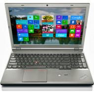 NOTEBOOK USATO LENOVO THINKPAD W541- INTEL i7-4810QM - RAM 16 GB - DISPLAY 15,6 FULL HD  - WINDOWS  10  PROFESSIONAL -  SSD 250