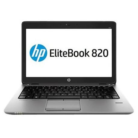 NOTEBOOK USATO HP ELITEBOOK 820 G2 - DISPLAY 12.5 HD -  INTEL I5-5200U - RAM 8G - SSD 250GB -  SVGA INTEL HD5500 - WINDOWS 10 P