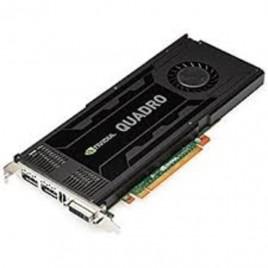 SCHEDA VIDEO QUADRO K4200 4GB  2* Display port + 1 * DVI - RICONDIZIONATA 12MESI GARANZIA