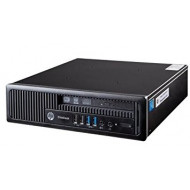 "PC  HP ELITEDESK 800 G1 USDT USATO "" PRIMA SCELTA GRADE A"" - INTEL QUAD CORE I5-4570S - SVGA INTEL HD4600  - 8GB RAM - SSD 128G"