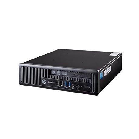 """PC  HP ELITEDESK 800 G1 USDT USATO """" PRIMA SCELTA GRADE A"""" - INTEL QUAD CORE I5-4570S - SVGA INTEL HD4600  - 8GB RAM - SSD 128G"""