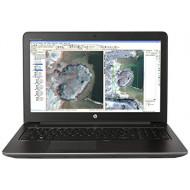 NOTEBOOK USATO HP ZBOOK 15 G3 - DISPLAY 15,6''  FULL HD - INTEL  QUAD CORE I7-6820HQ - RAM 16GB DDR4 - SSD 256MB M2 PCIe   - SV