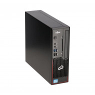PC FUJITSU C710 USTD RICONDIZIONATO INTEL QUAD CORE I5-3470S - SVGA INTEL HD2500 - USB 3.0 - 8GB RAM - SSD 240GB - Windows 10 P