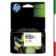 Cartuccia HP GIALLO 920 XL for OfficeJet6000 - 6500 - 7000