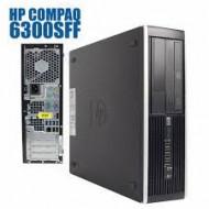 PC HP 6300 RICONDIZIONATO -  INTEL I3-3220- SVGA HD2500 INTEL- 4GB RAM - HD 500GB 7,2G - USB3,0 - DVD - Windows 10 PROFESSIONAL