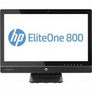 PC  ALL IN ONE HP 800 G1 AIO - DISPLAY 23'' FULL HD TOUCH SCREEN - INTEL  QUAD CORE I5-4570S - HD4600 INTEL - 8GB RAM -  SSD 24