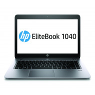 NOTEBOOK USATO HP ELITEBOOK 1040 G1  - DISPLAY 14 HD+ 1600x900 - INTEL I5-4300U - RAM 16G - SSD 256GB -  SVGA INTEL HD4400 - WE