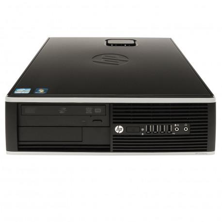 PC HP 6200 USATO  -  INTEL I5-2500- SVGA INTEL HD2500 - 4GB RAM - HD 250GB 7,2G  - DVD - Windows 10 PROFESSIONAL- 12 MESI GARAN