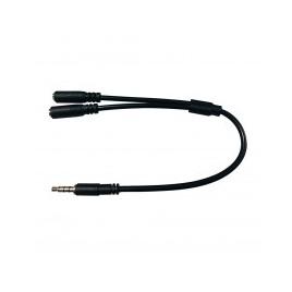 CAQ-105 CAVO AUDIO JACK3.5MM-MICROFONO E CUFFIE