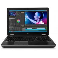 NOTEBOOK USATO HP ZBOOK 15 - INTEL QUAD CORE I7-4800MQ - RAM 16 GB- SSD 250GB - SVGA QUADRO K1100M 2GB - DISPLAY 15.6  FULL HD