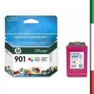 Cartuccia HP TRI-COLOR 901 CC656EAJ4524/35/80 J4624/60/80