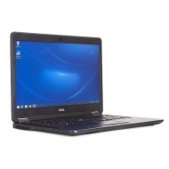 NOTEBOOK RICONDIZIONATO  DELL LATITUDE E7450   - DISPLAY 14,1  HD - INTEL  I7-5600U - RAM 8GB  -  SSD 250GB  -WEBCAM  - SVGA IN