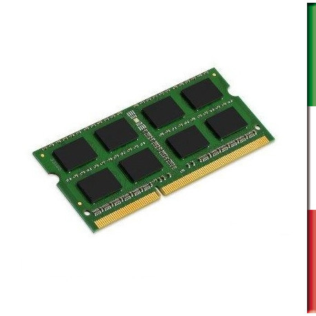MEMORIA DDR3L NOTEBOOK SO-DIMM 4GB 1600MHZ USATA LOW VOLTAGE 1,35V MIX BRAND (Ricondizionato certificato)