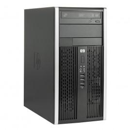 PC HP 6300 RICONDIZIONATO -  INTEL I3-3220- SVGA HD2500 INTEL- 4GB RAM - SSD 240GB - USB3,0 - DVD - Windows 10 PROFESSIONAL- 12