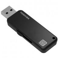 FLASH DRIVE USB3.0 64GB TOSHIBA - U365 NERO THN-U365K0640E4 TRANSMEMORY3.0
