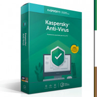 KASPERSKY ANTIVIRUS 2020 -- 1PC (KL1171T5AFS-20SLIM)
