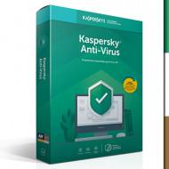 KASPERSKY BOX ANTIVIRUS 2020 -- 1PC (KL1171T5AFS-20SLIM)
