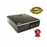 PC HP 8300 USATO INTEL I5-3470- HD2500 INTEL- 8GB RAM - HD 500GB 7,2G - USB3,0 - DVD - SENZA WINDOWS - 12 MESI GARANZIA GRADO A