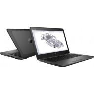 NOTEBOOK USATO HP ZBOOK 14u G4 - DISPLAY 14''  HD - INTEL  I7-7500u - RAM 16GB DDR4 - SSD 500GB   - SVGA AMD FIREPRO W4190M 2GB