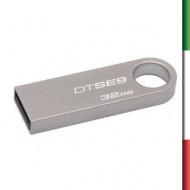 PEN DRIVE 32GByte USB 2.0 KING SE9