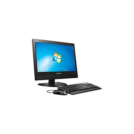 "PC  ALL IN ONE LENOVO THINKCENTER M93z '' PRIMA SCELTA GRADE A"" - DISPLAY 23'' FULL HD - INTEL  QUAD CORE I5-4590S - HD4600 INT"
