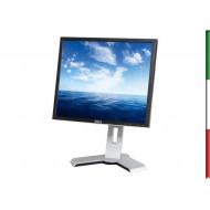"""MONITOR LCD 19"""" DELL 1908FPT (Ricondizionato certificato)   Schermo da 19"""" TFT SXGA, 1280x1024, 250 cd/m², 800:1, 5 ms, PIVOT,"""