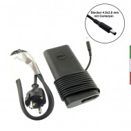 ALIMENTATORE DELL XPS 15 9530, XPS 15 9550 130w + Power Cable
