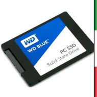 "SSD-SOLID STATE DISK 2.5"" 250GB SATA3 WD BLUE WDS250G2B0A READ:550MB/S-WRITE:525MB/S"