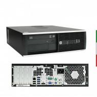 PC  HP ELITE 6300/8300 (Ricondizionato certificato) - INTEL  I7-3770 - - SVGA HD4000 INTEL - 16GB RAM - SSD 480GB - USB3,0 - DV