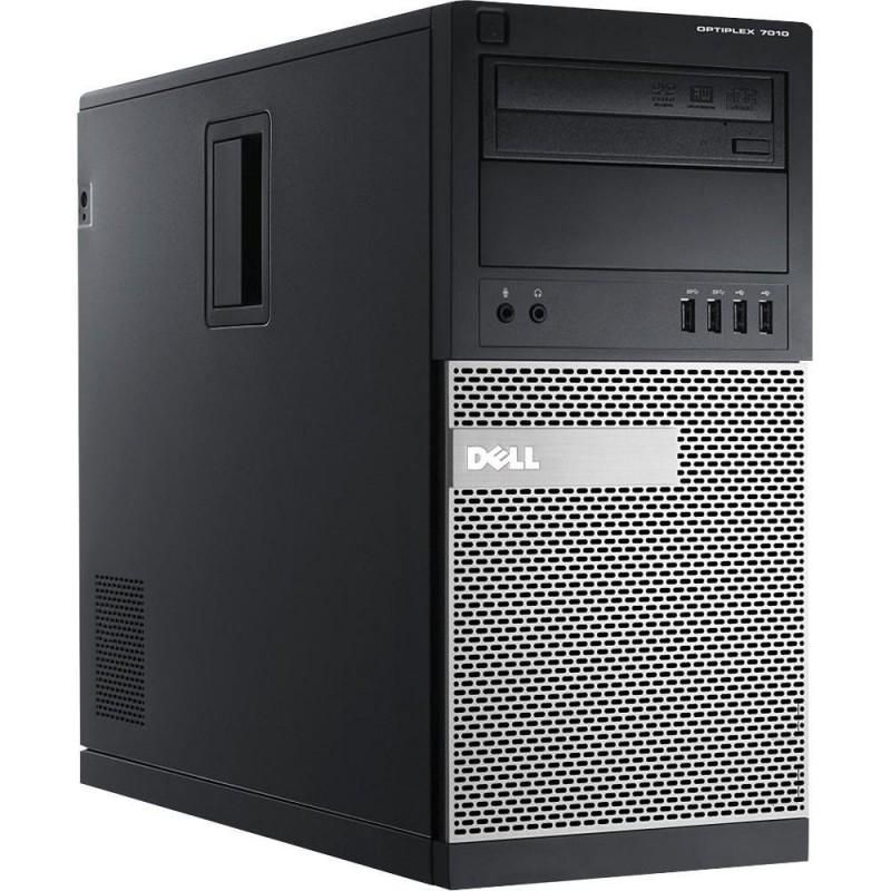 PC DELL OPTIPLEX 7020 - INTEL I7-4790 - SVGA NVIDIA QUADRO K2000 2GB - 16GB RAM -SSD 480GB- DVDRW- USB3,0 - Windows 10 PRO - US