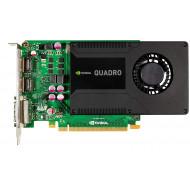 SCHEDA VIDEO QUADRO K2000 2GB  2* Display port + 1 * DVI - RICONDIZIONATA 12MESI GARANZIA