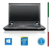 NOTEBOOK LENOVO L420 - INTEL I3-2350M - RAM 8GB- SSD 240GB- SVGA INTEL HD 3000 -  DISPLAY 14'' HD - WINDOWS 10 PRO - DVD- NO WE