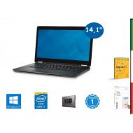 NOTEBOOK  DELL LATITUDE E7470 (Ricondizionato certificato) - DISPLAY 14,1 FULL HD - INTEL  I5-6300U - RAM 8GB DDR4  -  SSD 500G