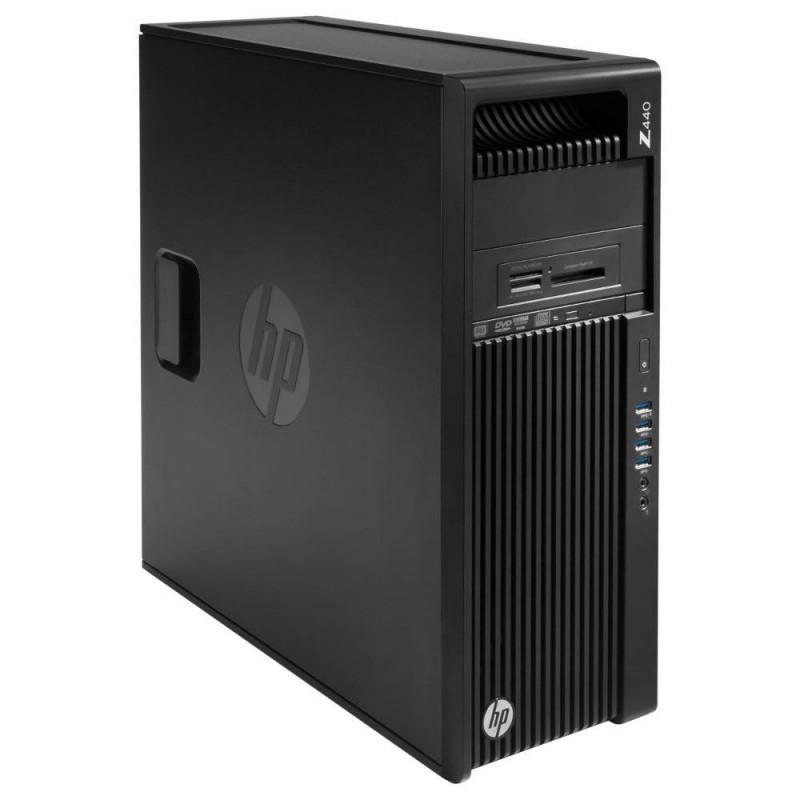 PC HP Z440 (Ricondizionato certificato) - INTEL XEON E5-1603 V3 - SVGA NVIDIA QUADRO M4000 8GB - 32GB RAM DDR4 - SSD 1TB - USB3