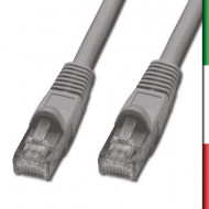 CAVO DI RETE PATCH 1 Mt. RJ45 CAT.5 UTP